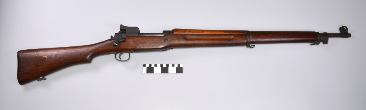 Alvin York Enfield rifle