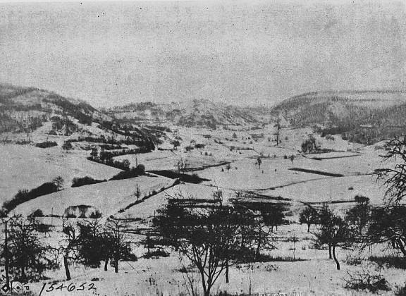 Alvin York Meuse-Argonne hill 223