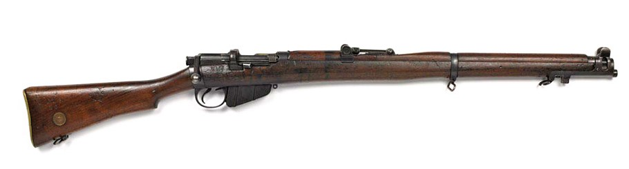 British SMLE .303 rifle